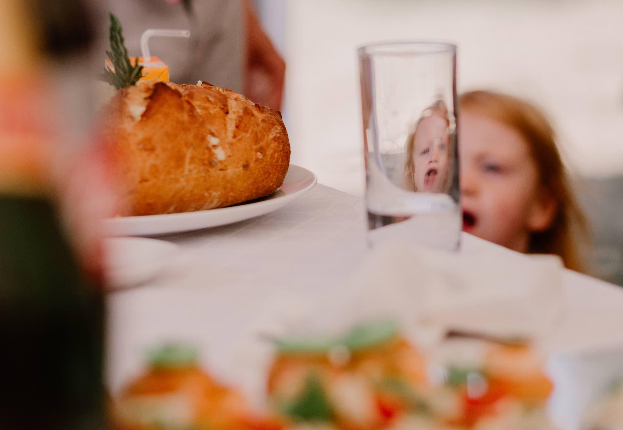 france wedding child funny reflection - Dagmara Bojenko - Eco-conscious Weddings, Births & Families