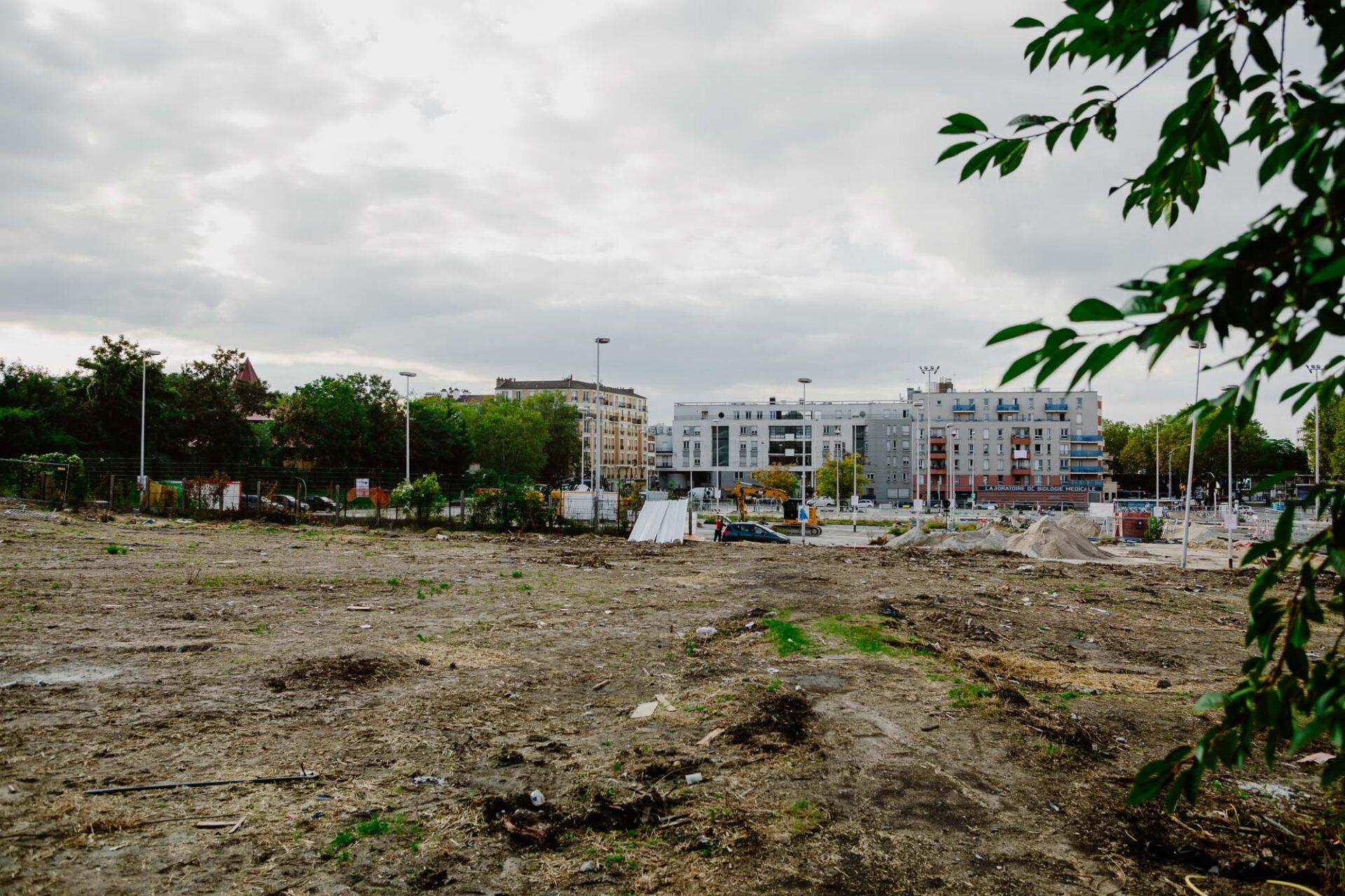 Jardins ouvriers aubervilliers 17 - Dagmara Bojenko - Eco-conscious Weddings, Births & Families