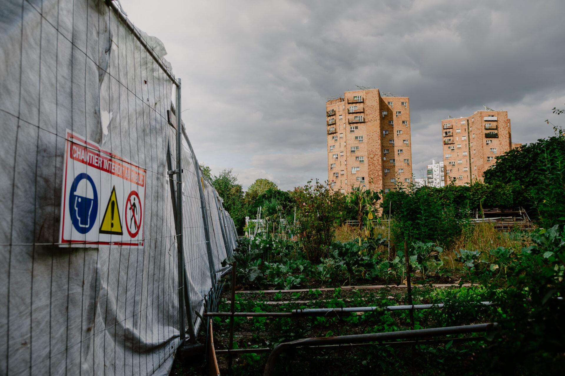 Jardins ouvriers aubervilliers 19 - Dagmara Bojenko - Eco-conscious Weddings, Births & Families