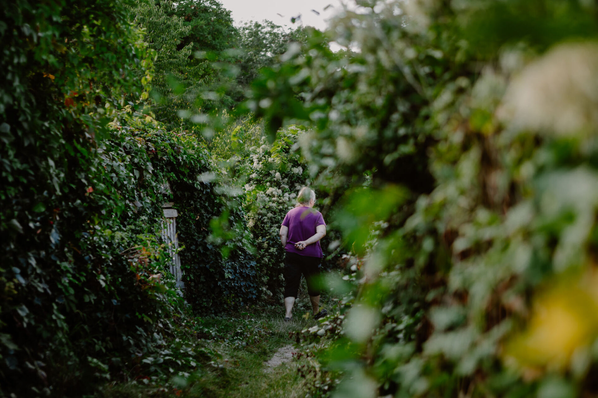 Jardins ouvriers aubervilliers 4 - Dagmara Bojenko - Eco-conscious Weddings, Births & Families