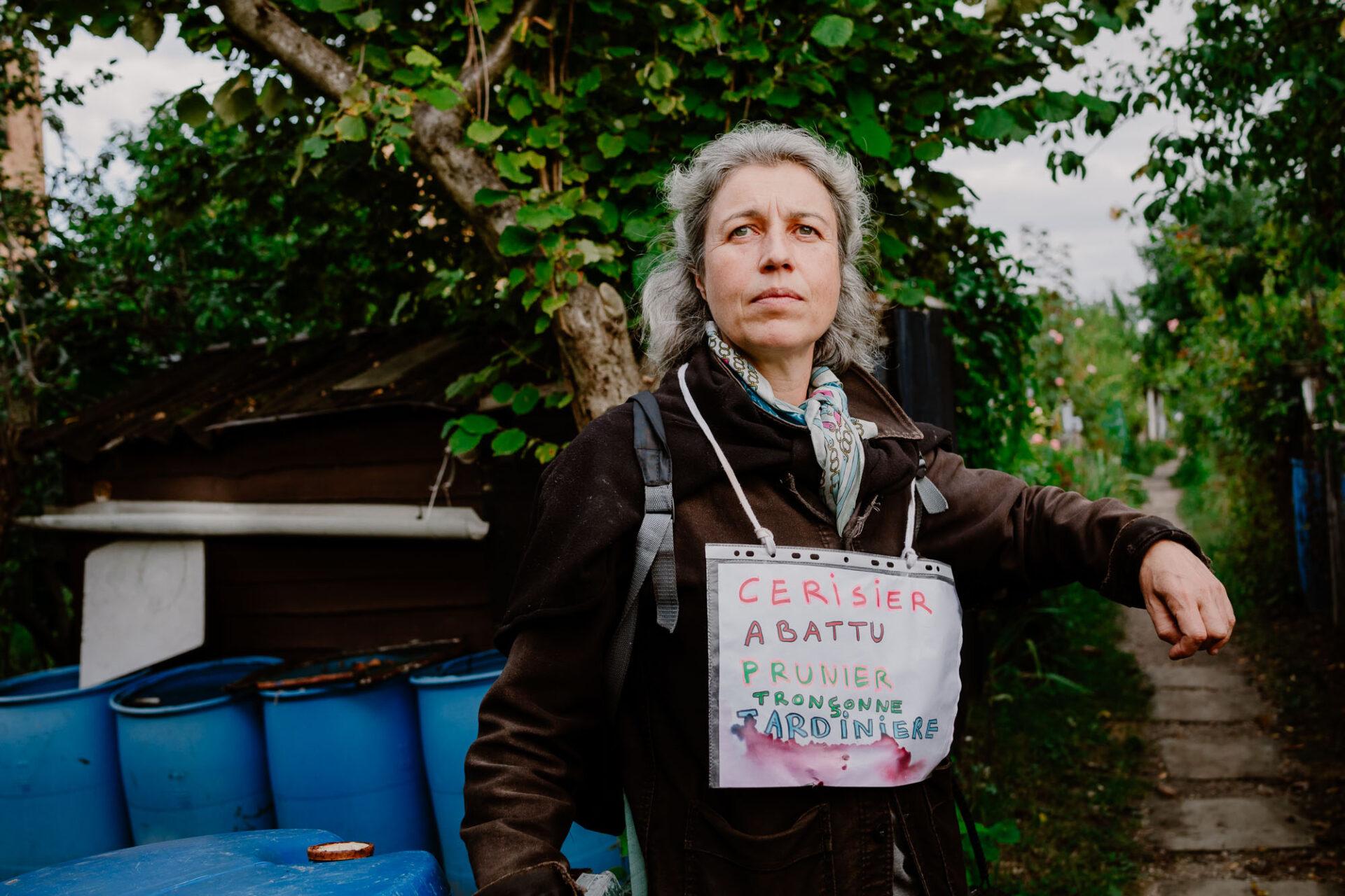 Jardins ouvriers aubervilliers 51 - Dagmara Bojenko - Eco-conscious Weddings, Births & Families